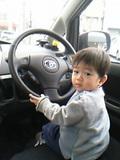 運転手になった気分♪